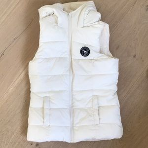 Abercrombie and Fitch Kids Vest